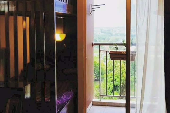 Cozy apartment in the heart of BSD City
