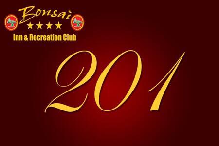 Bonsai Inn - Room 201 - Curepe - Aamiaismajoitus