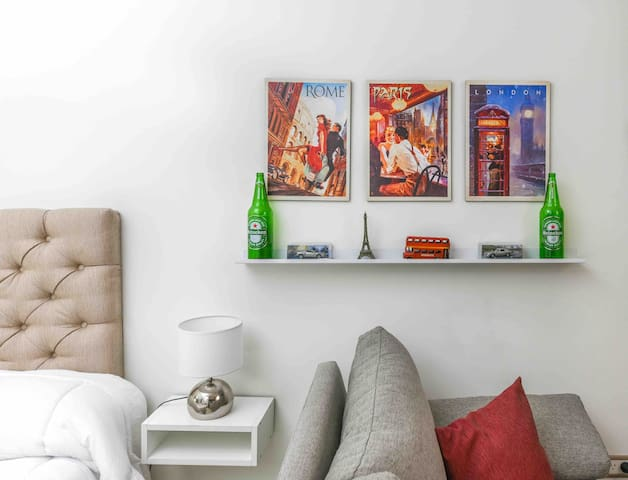 Recoleta Luxury Apartment Best Location in Bs As