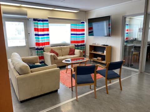 Affordable room for two in the heart of Kitee
