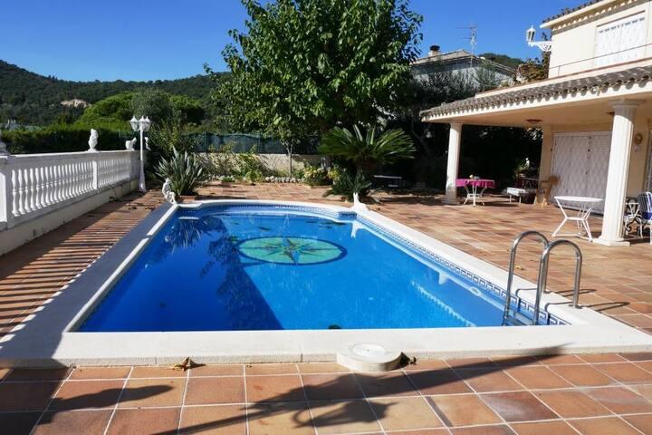 Kerstin Bruns - Casa Montse 1 w. pool and sea view