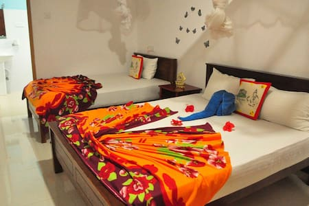 Triple Room With Garden View(Sigiri corridor)