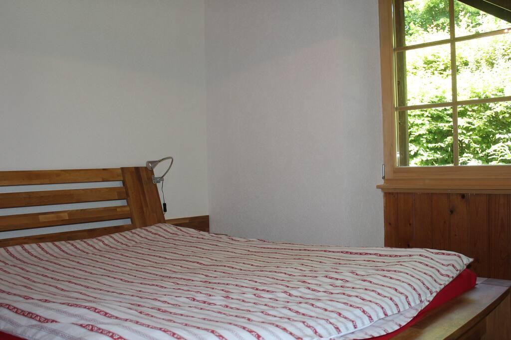 1st floor, bedroom 1 (160X200)