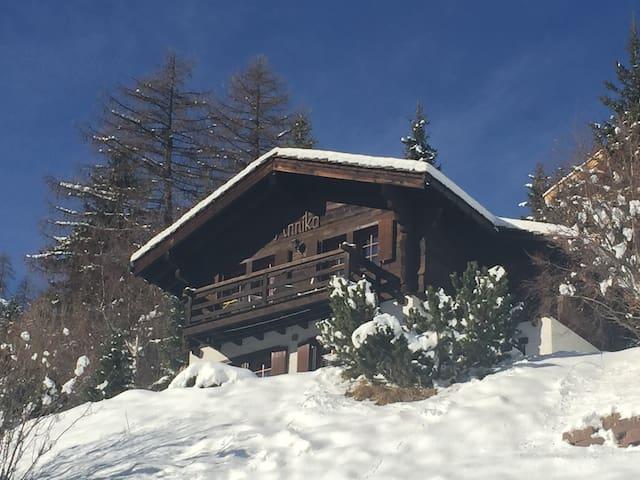 Chalet Annika - Grimentz - Casa
