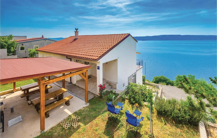 Holiday apartment with 1 room on 23m² in Senj