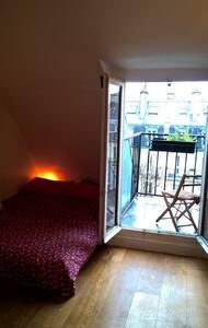 Joli studio sur les toits de Paris - Paris - Apartment