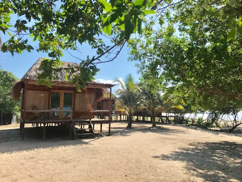 Awatawaa Ecolodge - Rustic Luxury Beach - Ibis
