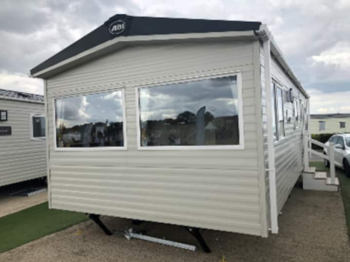 Static holiday home - Primrose Valley Holiday Park