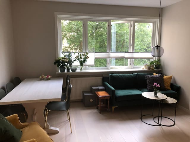 Lovely apartment in the central quarter of Oslo