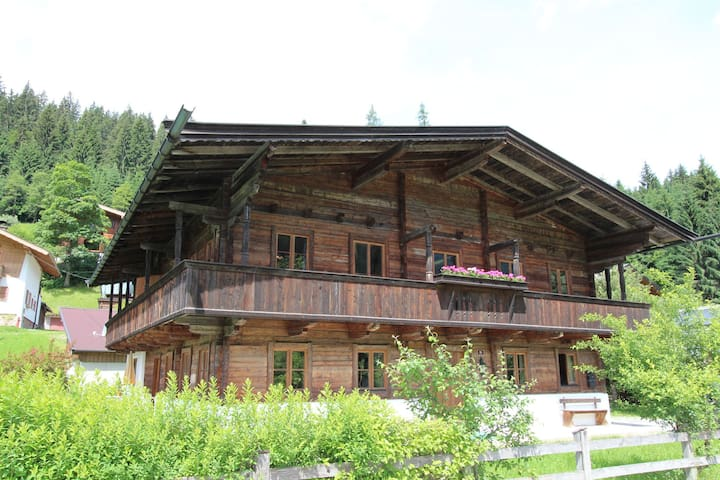 Pintoresco apartamento en Hopfgarten im Brixental cerca del área de esquí