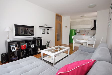 Cosy Appartment for 4+2 persons - Bar