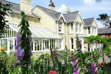The West Wing, with private Sauna