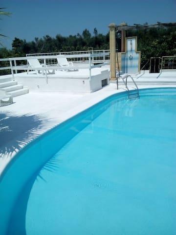 monolocale con piscina NEL SALENTO f - Vignacastrisi - Apartament