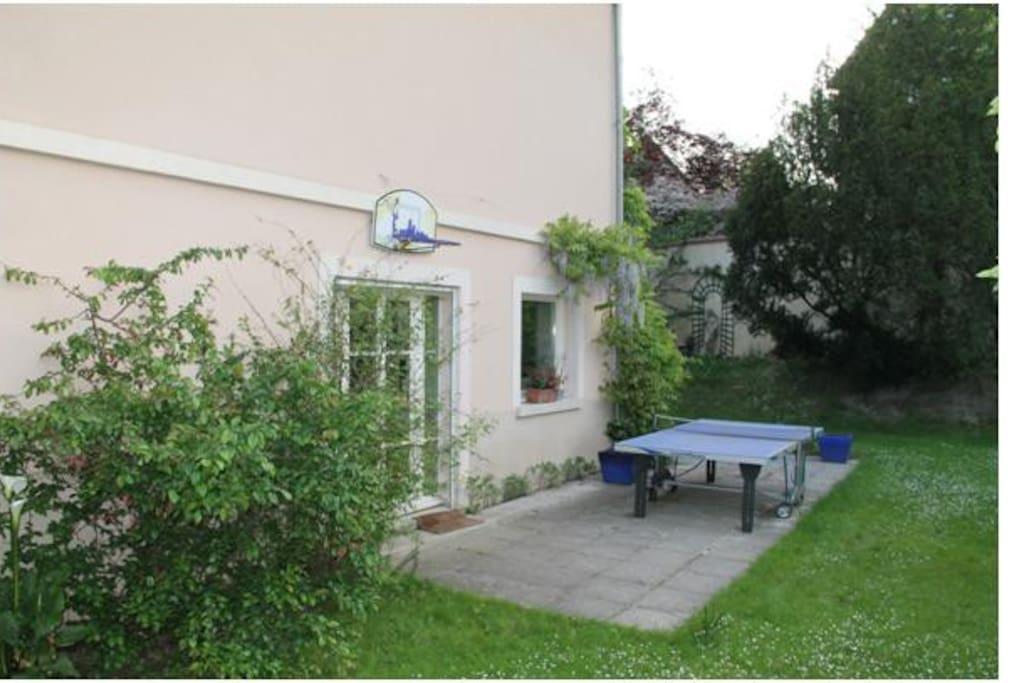 Villa calme avec jardin casas en alquiler en versalles isla de francia francia Villa jardin donde queda