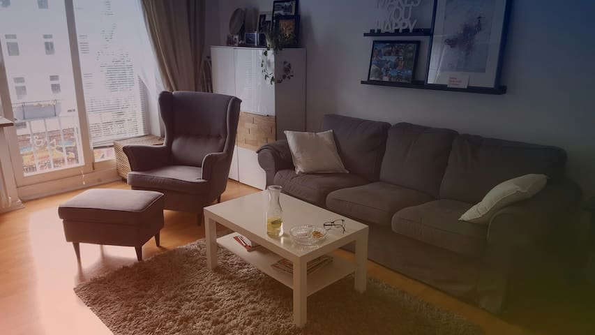 Cozy 2 room apartment in the Sternschanze