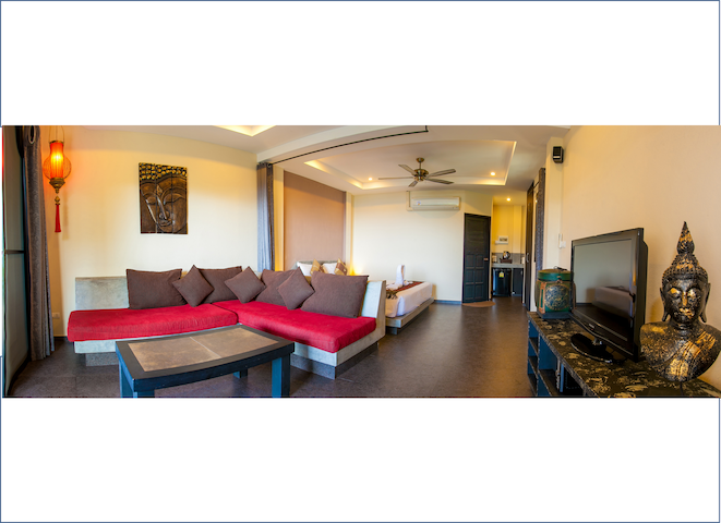 Koh Tao Heights Studio Apartments