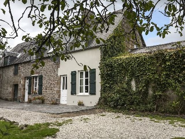 200 yr old Detached Stone Farmhouse - Lingeard - House
