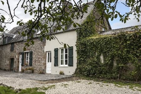 200 yr old Detached Stone Farmhouse - Lingeard - Ház