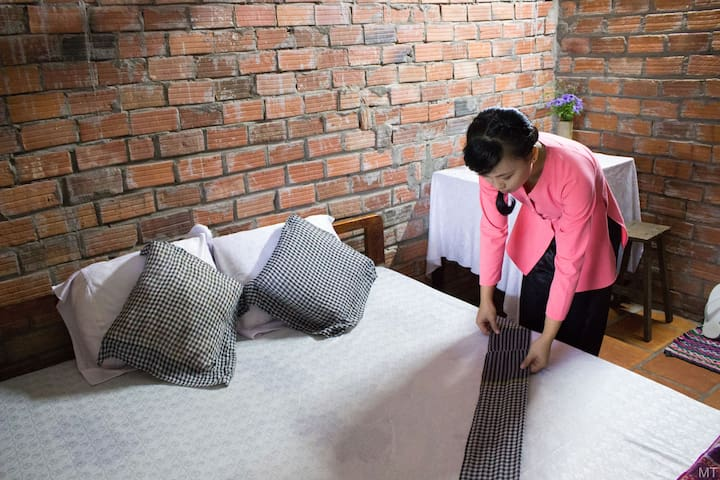 Mekong Rustic home stay 2 - Cai Lay district - Bed & Breakfast