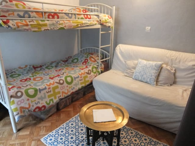Bed and breakfast à 10 min de Paris - Saint-Denis - Apartment