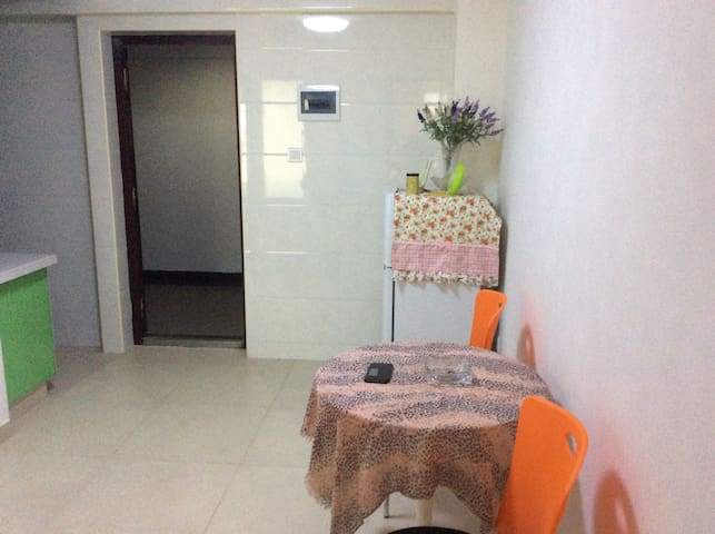 华海酒店式公寓,舒适两房,绝对住超所值!