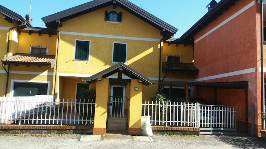 Villa in collina Lago Maggiore - Pisano - House