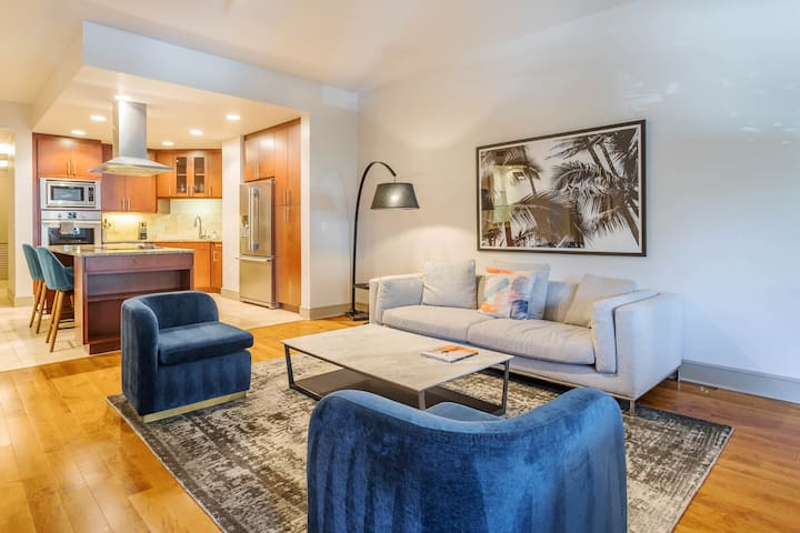 Large Two Bedrooms - UCLA - WESTWOOD - BEVERLY HILLS - ByMySuite  210