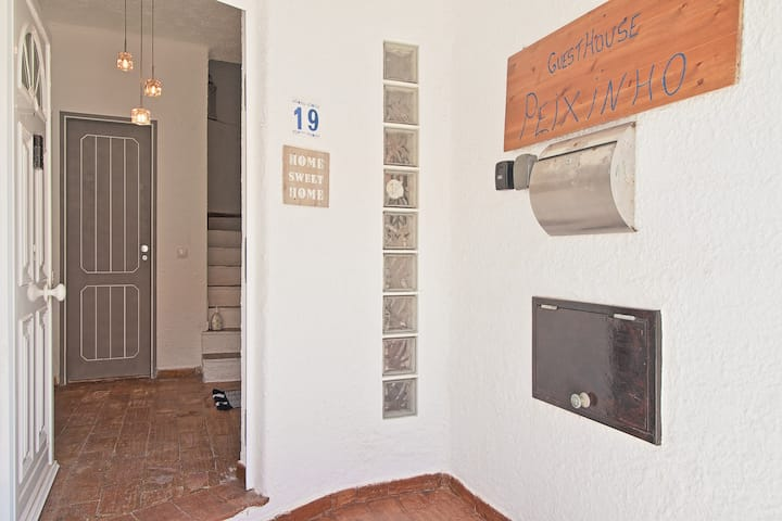 Guesthouse Peixinho - Quarto duplo