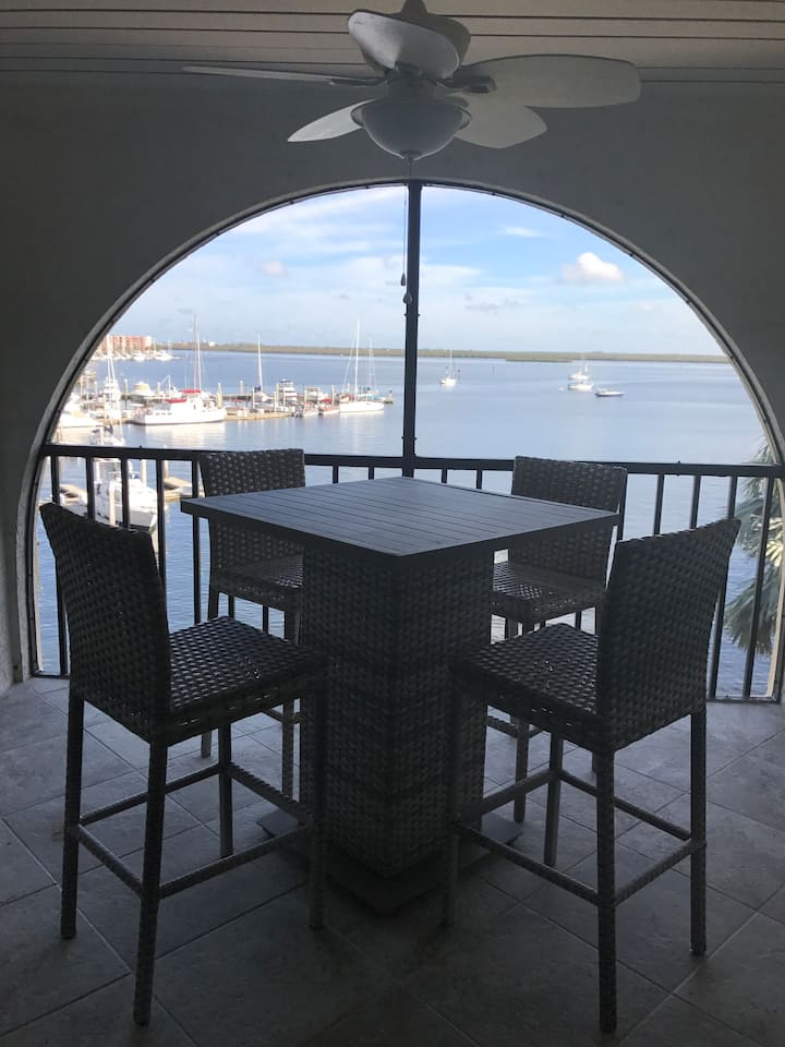 Marco Island Waterfront Retreat