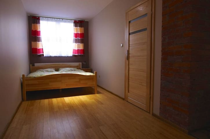 Klimatyczny apartament w magicznym miejscu - limanowski - Leilighet