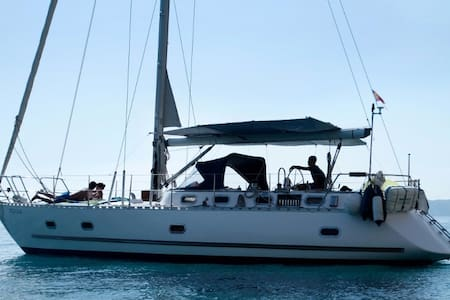 Sailing&Sleep in Ibiza-Formentera