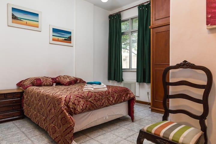 Apartameto copacabana  perfeito para 2 pessoas