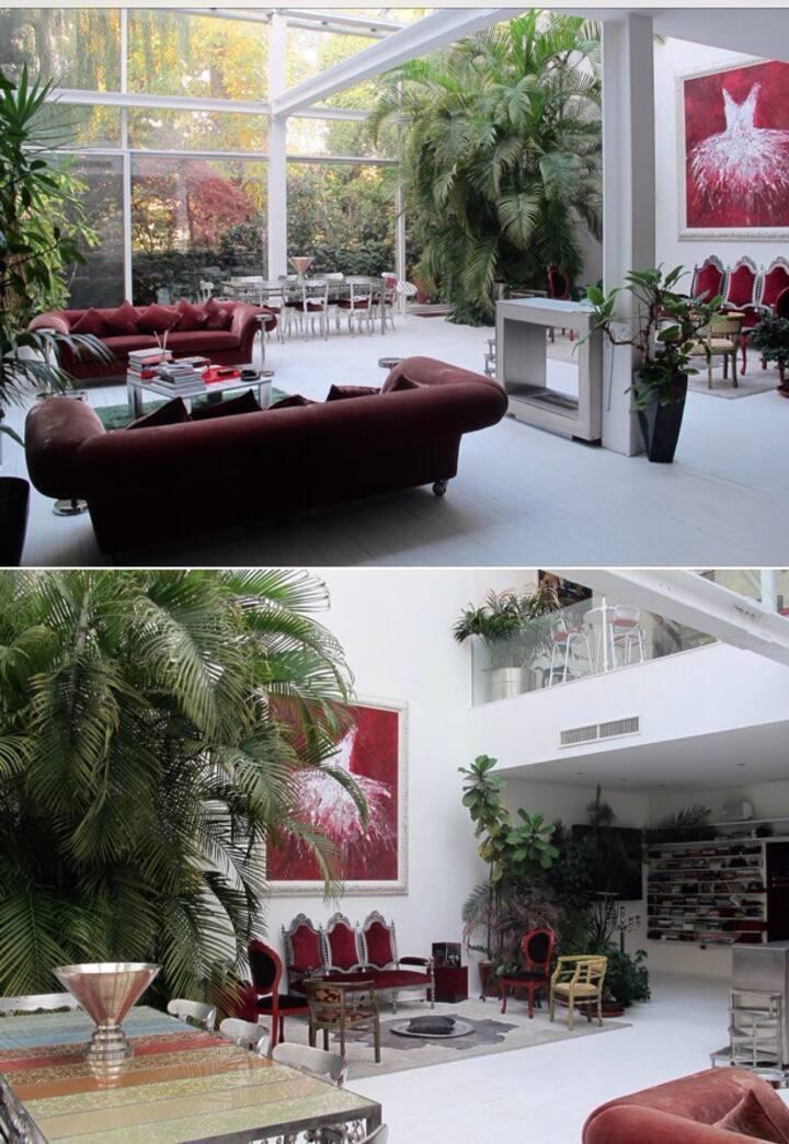 Meraviglioso e moderno luxury loft