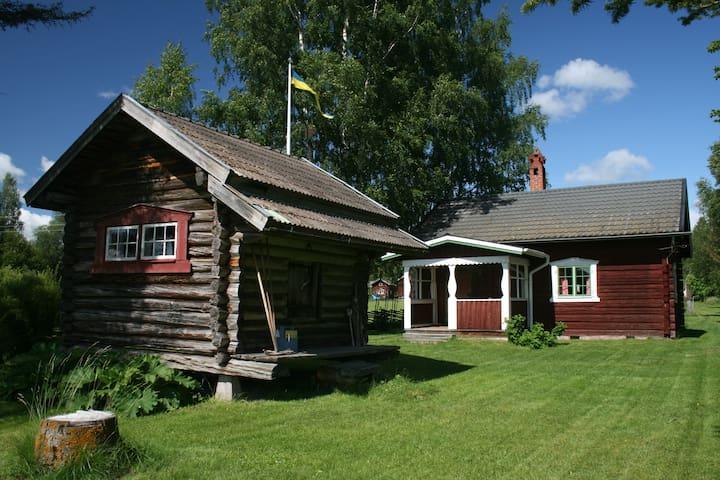 Stuga i Hansjö, Orsa