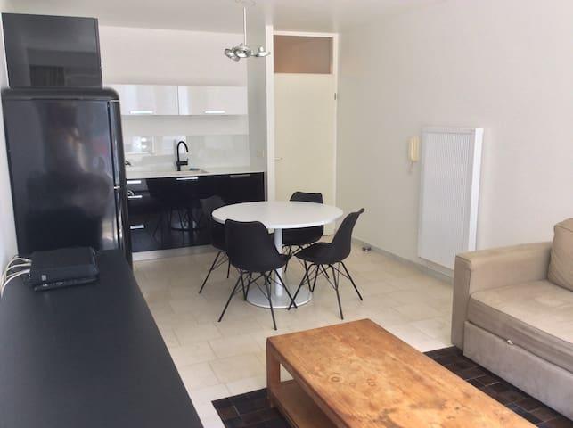 Modern gerenoveerd appartement - Koksijde - Apartment