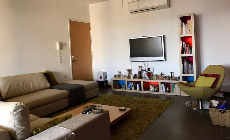 PRIVATE DOUBLE ROOM in modern flat - Nicosia - Departamento