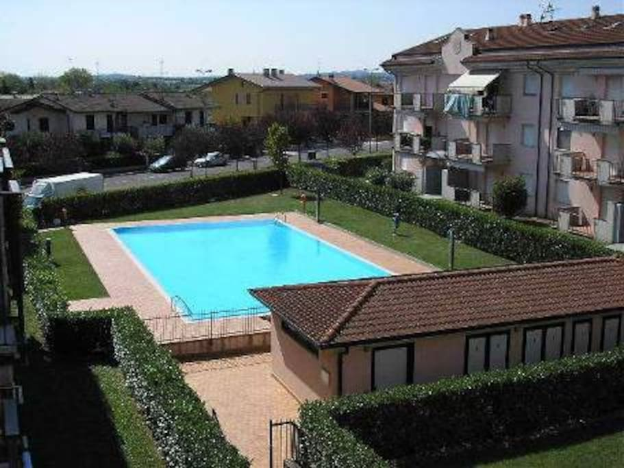 Apartment With Pool Apartments For Rent In Sirmione