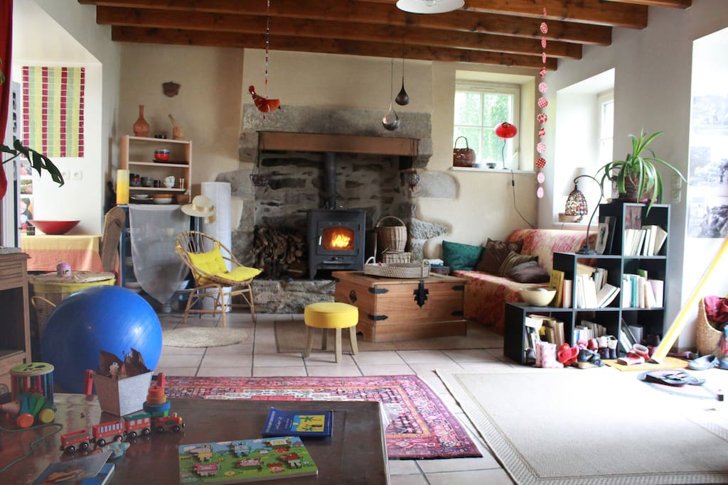 Maison de p cheur avec jardin maisons louer for Jardin louer 78
