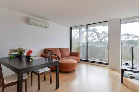 Brand New Apartment! Great location - 霍桑(Hawthorn)