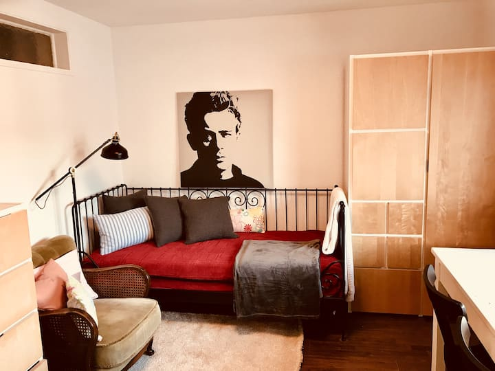 Cosy studio in the heart of Bad Homburg