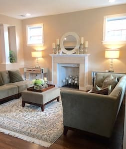 Charming NW DC Rowhome w/Parking - Washington - House