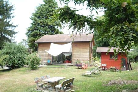 Maison entre ville et campagne - Maubec - Casa