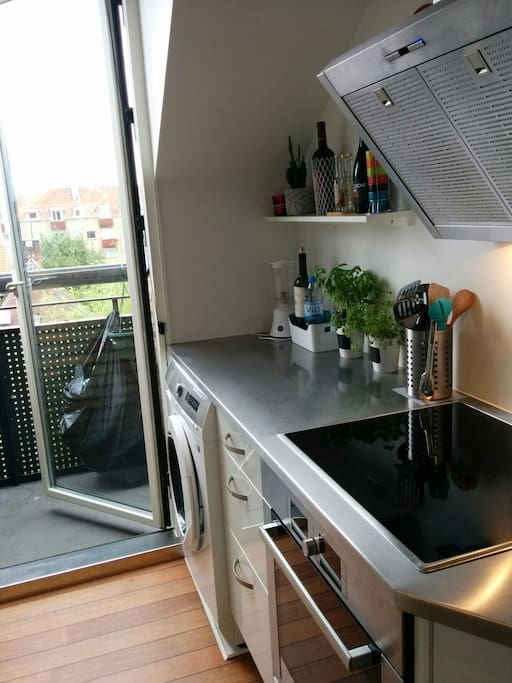 Completely renovated Kitchen with all the facilities you need!
