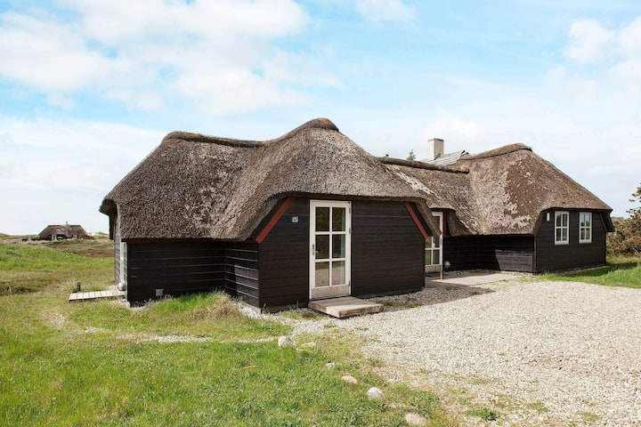Cosy Holiday Home in Blåvand with Swimming Pool