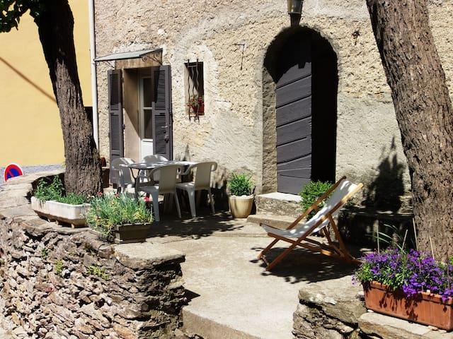 T2-duplex dans maison ancienne - Riventosa - Pis