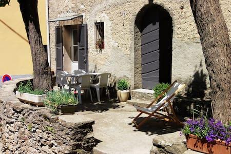 T2-duplex dans maison ancienne - Riventosa - Flat