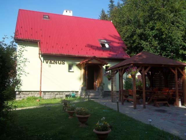 POKOJE GOŚCINNE VENUS - Szklarska Poręba - Haus