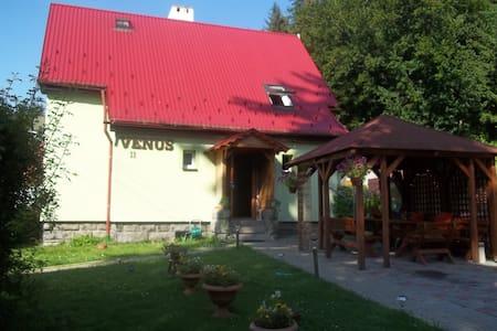 POKOJE GOŚCINNE VENUS - Szklarska Poręba - Dom