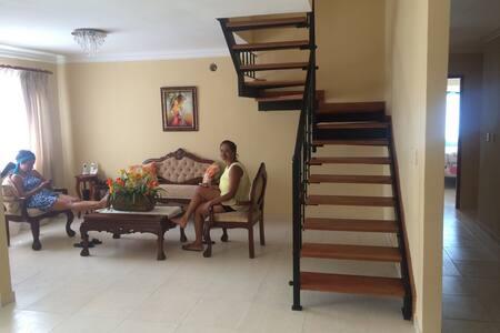 Nice Room in Rooftopapartment - Santo Domingo