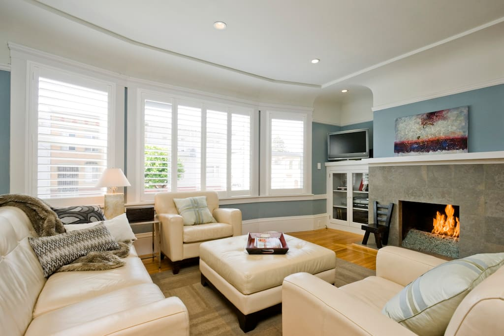 Stylish spacious and quiet flat appartements louer san francisco cal - Appartement a louer san francisco ...